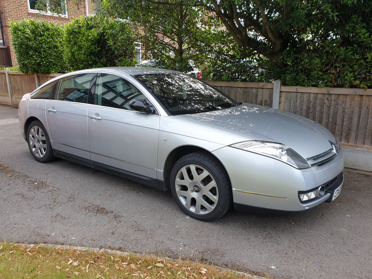 """2007 """"Supercar"""" Citroen C6, Exclusive, 2.7Hdi For Sale (picture 1 of 6)"""
