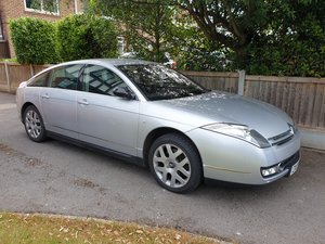 "2007 ""Supercar"" Citroen C6, Exclusive, 2.7Hdi"