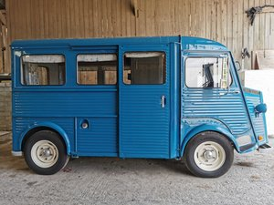 Picture of 1969 HY Recent camper conversion.