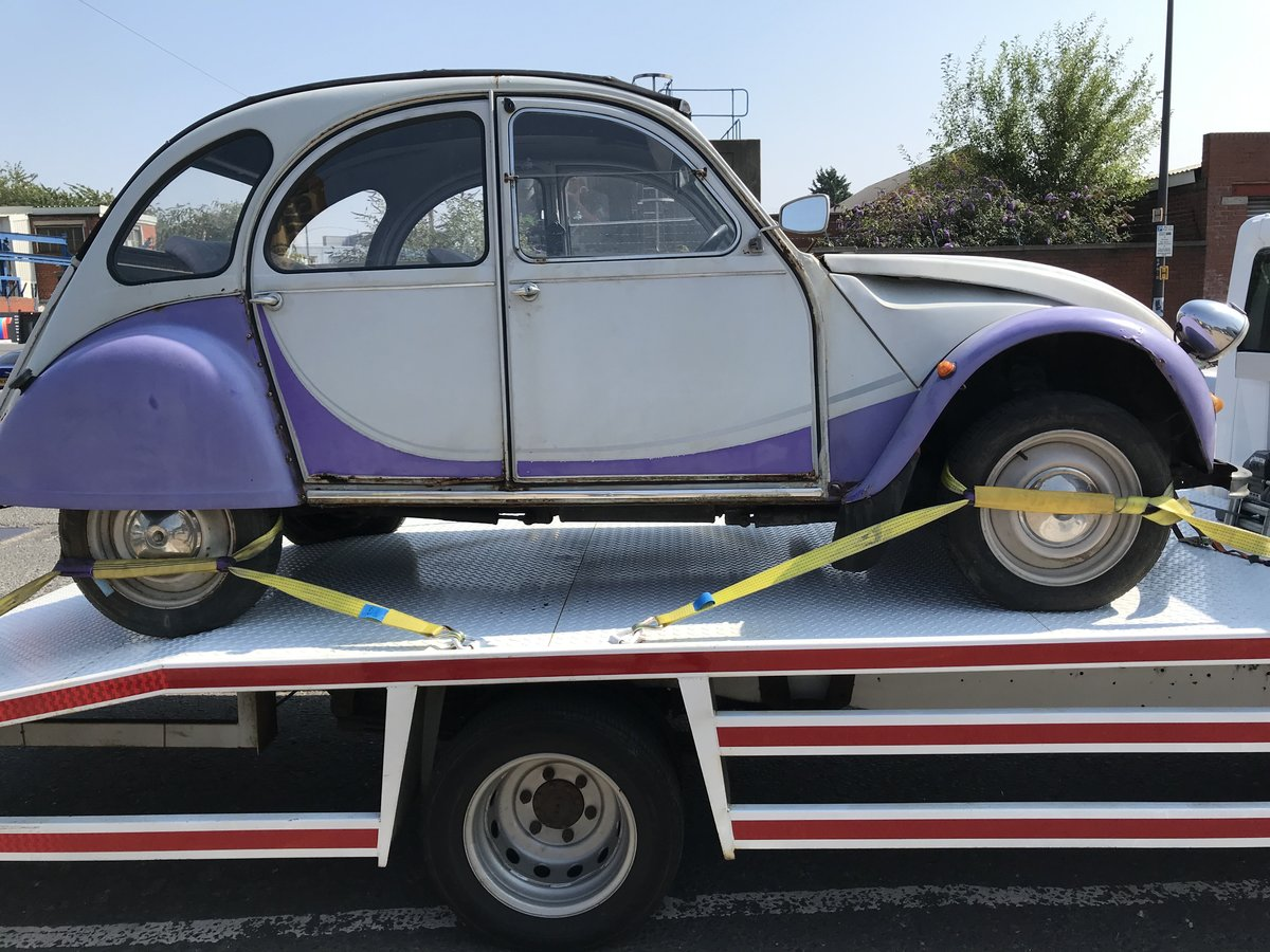 1987 Citroen 2cv For Sale (picture 1 of 5)