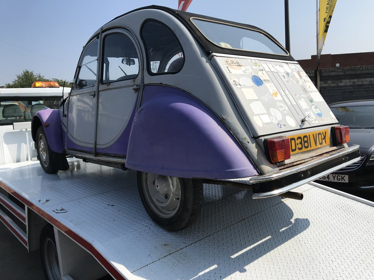 1987 Citroen 2cv For Sale (picture 2 of 5)