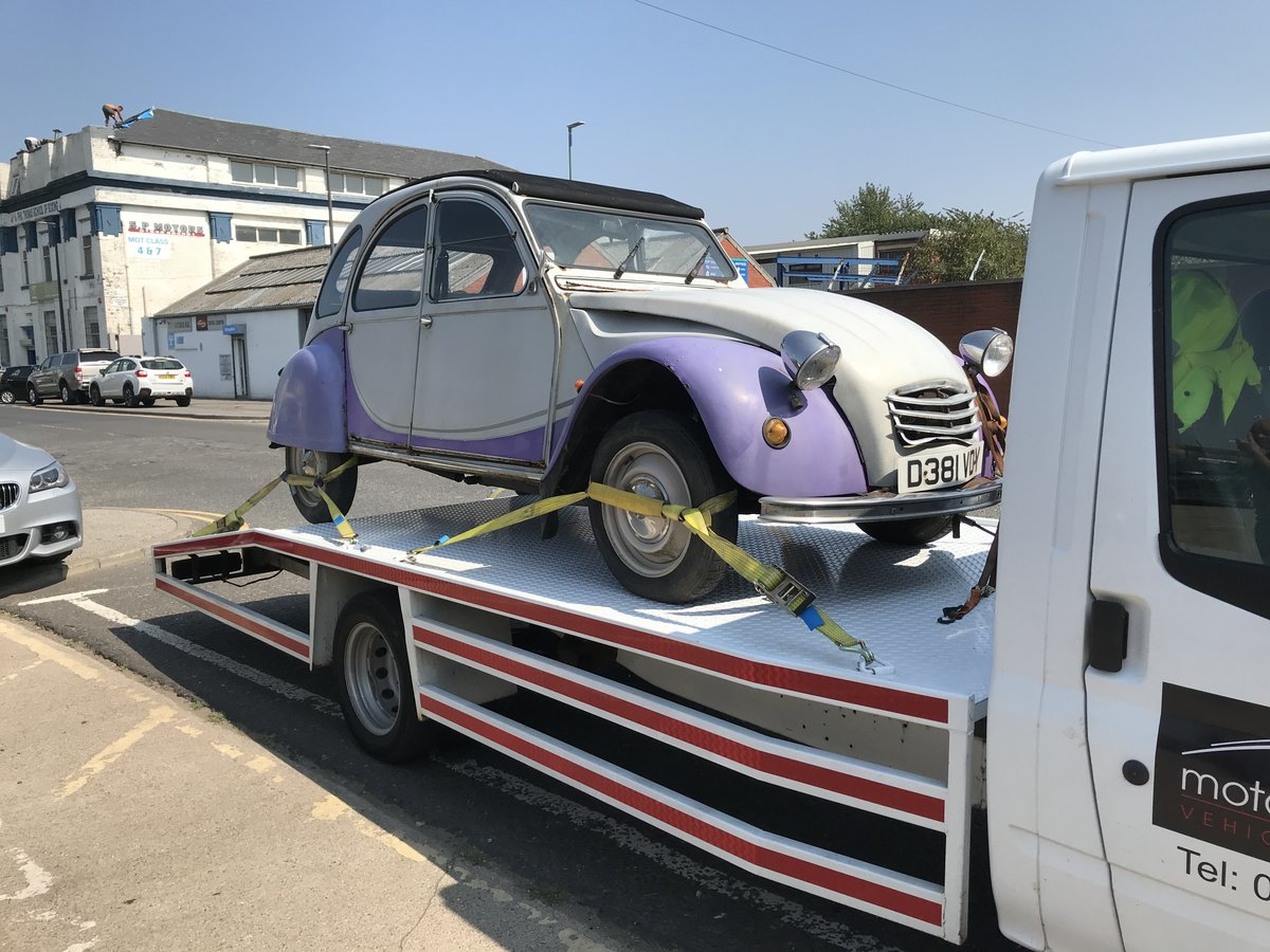 1987 Citroen 2cv For Sale (picture 5 of 5)