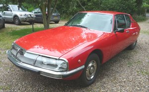 Picture of 1971 Citroen SM Maserati