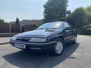 1992 K Citroen XM TURBO SD 12 Months MOT