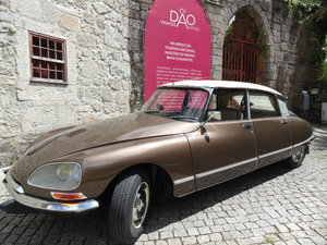 1974 Stunning Fully Restored DS21 Pallas in Portugal