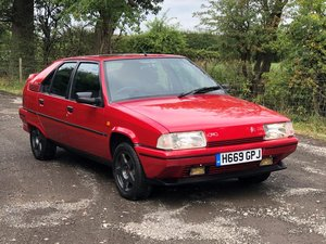1990  Citroen BX Gti 4x4 Very Rare Car
