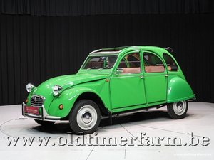Picture of 1976 Citroën 2CV Club Vert Bambou '76 For Sale