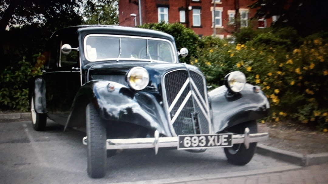 1956 My Citroen Avant 11B  For Sale (picture 3 of 6)