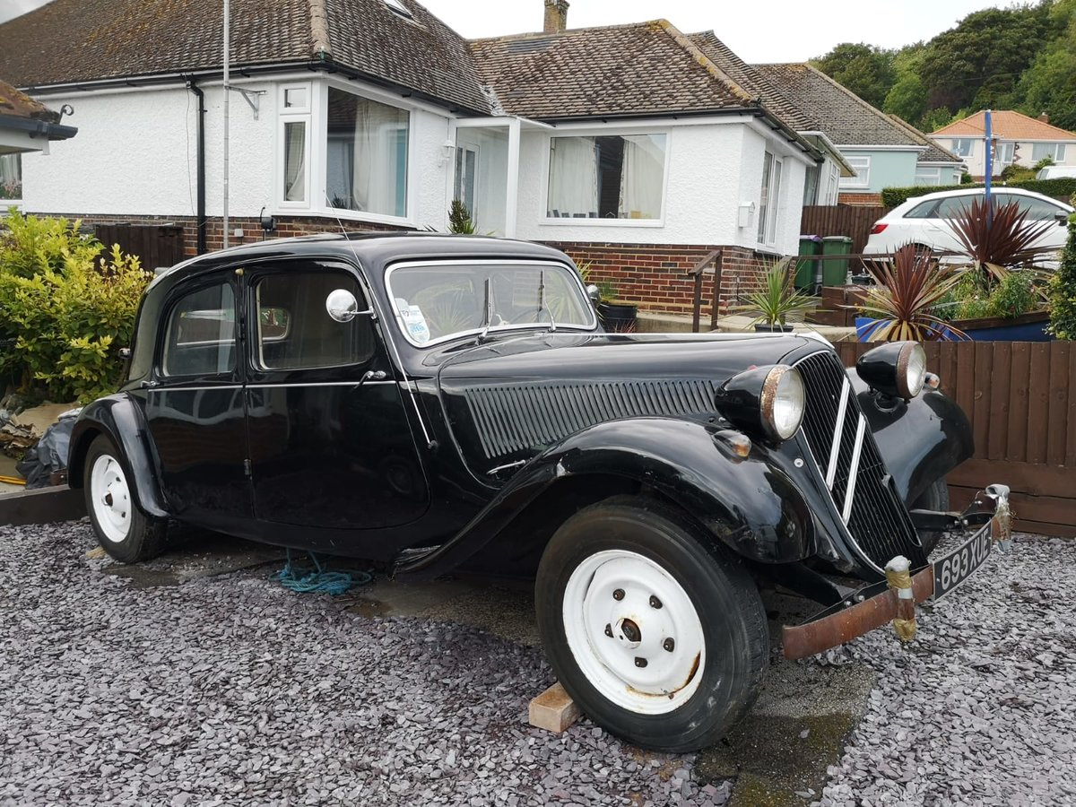 1956 My Citroen Avant 11B  For Sale (picture 4 of 6)