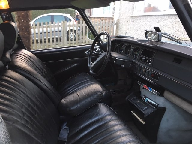 1971 Citroen DS21 Pallas 5-Speed LHD For Sale (picture 4 of 6)