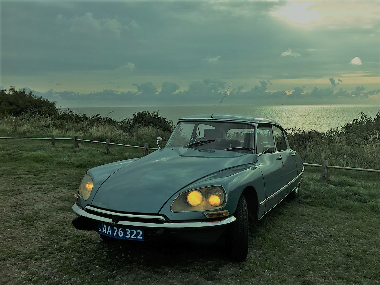 1971 Citroen DS21 Pallas 5-Speed LHD For Sale (picture 6 of 6)
