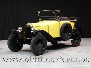Picture of 1923 Citroën 5HP Type C3 '23 For Sale