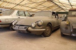 1966 Citroën DS 21 Pallas