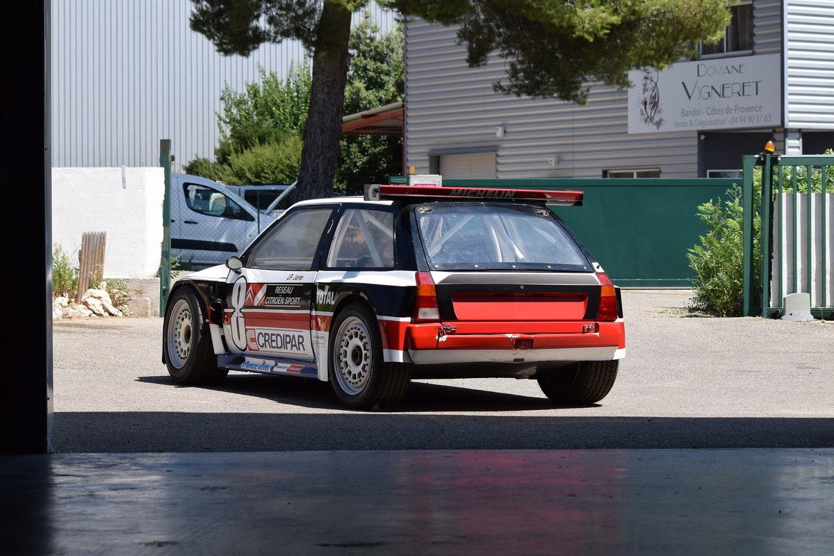 1988 Citroën AX Turbo 1.6 Superproduction For Sale by Auction (picture 2 of 6)