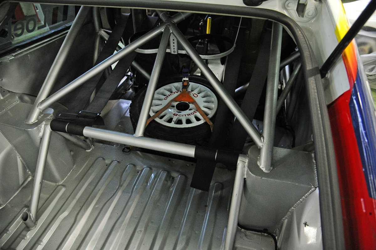 2004 Citroën Xsara WRC Show Car For Sale by Auction (picture 4 of 5)