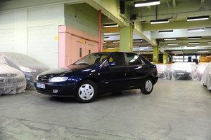 2000 Citroën Xsara Windows CE