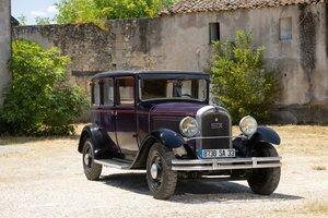 1930 Citroën C6 F Limousine 14CV No reserve