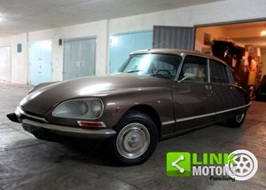 CITROEN DS (FG) 23 PALLAS (1973) RESTAURATA
