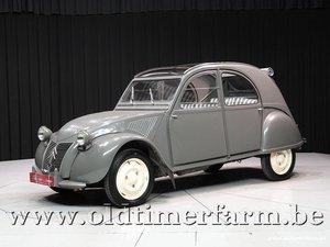 1954 Citroën 2CV '54
