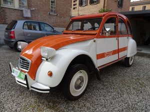 Picture of 1976 Citroen 2CV4 SPOT UNICO PROPRIETARIO For Sale