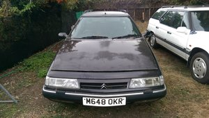 1994 Citroen XM 2.5TD VSX Estate Manual for restoration