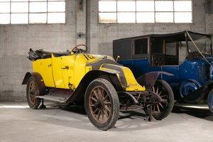 1913 Renault Type DM Coupé Chauffeur No reserve