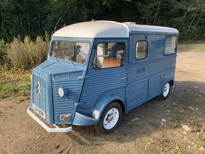 Citroen HY Camper Van