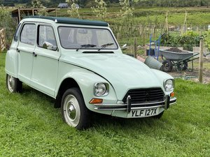 1982 Citroen Dyane RHD Excellent Condition **DEPOSIT**