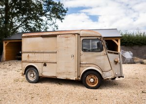1966 Citron HY Van