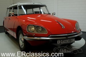 Citroën ID20 Break Familiale 1970 In very good condition