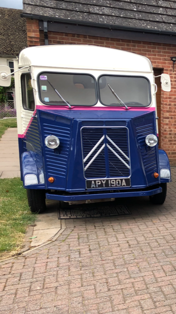 1963 Immaculate Citroen H van For Sale (picture 5 of 6)