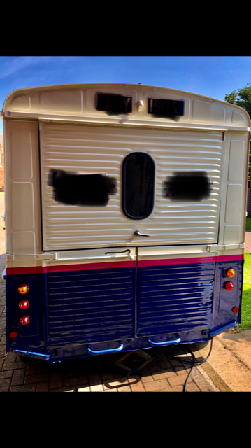 1963 Immaculate Citroen H van For Sale (picture 6 of 6)