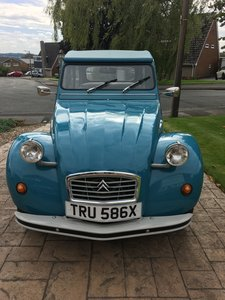 2CV NOW SOLD