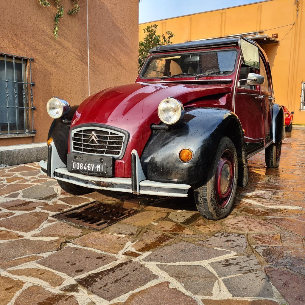 1984 very nice 2cv6 charleston For Sale (picture 1 of 6)