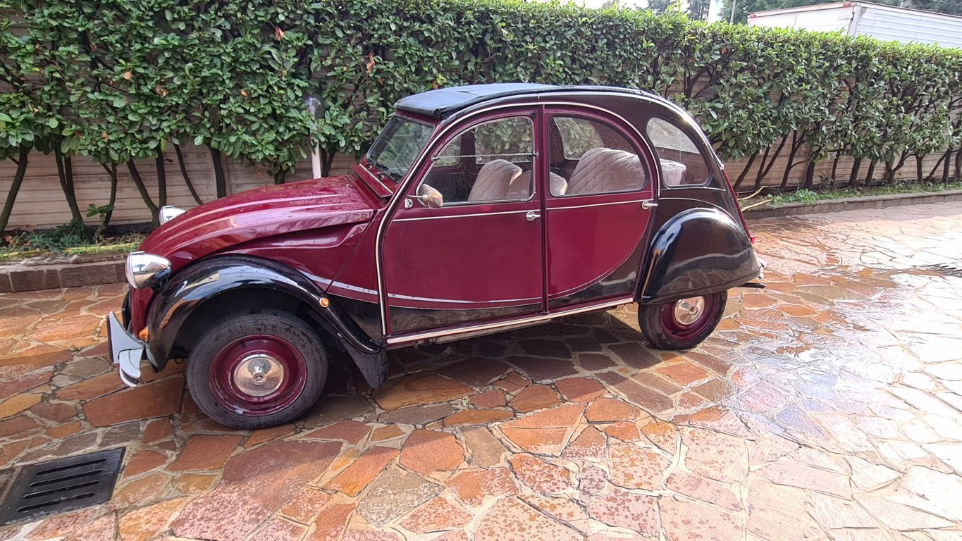 1984 very nice 2cv6 charleston For Sale (picture 6 of 6)