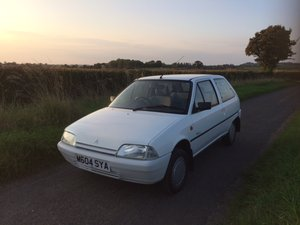 Picture of 1996 Citroen AX 1.0 Debut 32k from new