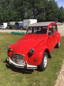 1989 Beautiful 2CV Special