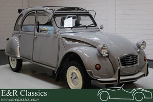 Citroën 2CV6 Special 1985 extensively restored in 2020