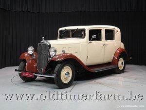 1933 Citroën Rosalie '33