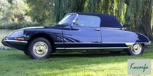 Picture of 1973 Citroen DS Convertible For Sale