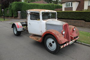 1952 Unique Citroen 23R Chassis Cab, LHD, With Just 10k Miles