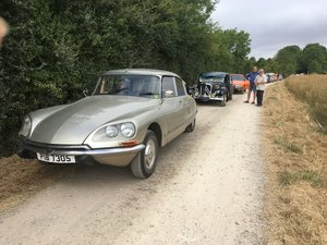 Citroen D Super five speed