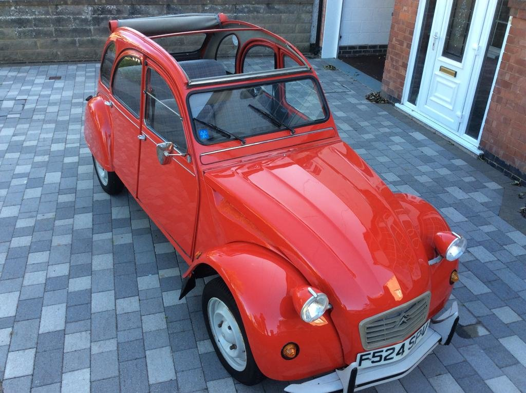 1989 2CV6 Special For Sale (picture 1 of 6)