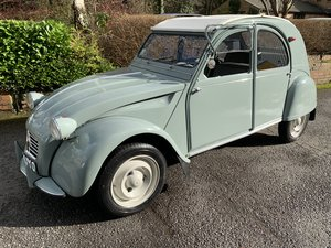 Picture of 1958 CITROEN 2CV /2CV6 For Sale