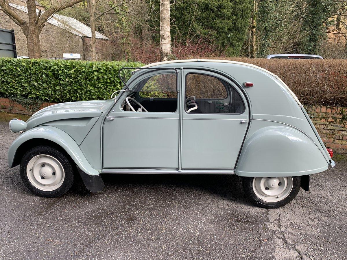 1958 CITROEN 2CV /2CV6 For Sale (picture 4 of 21)