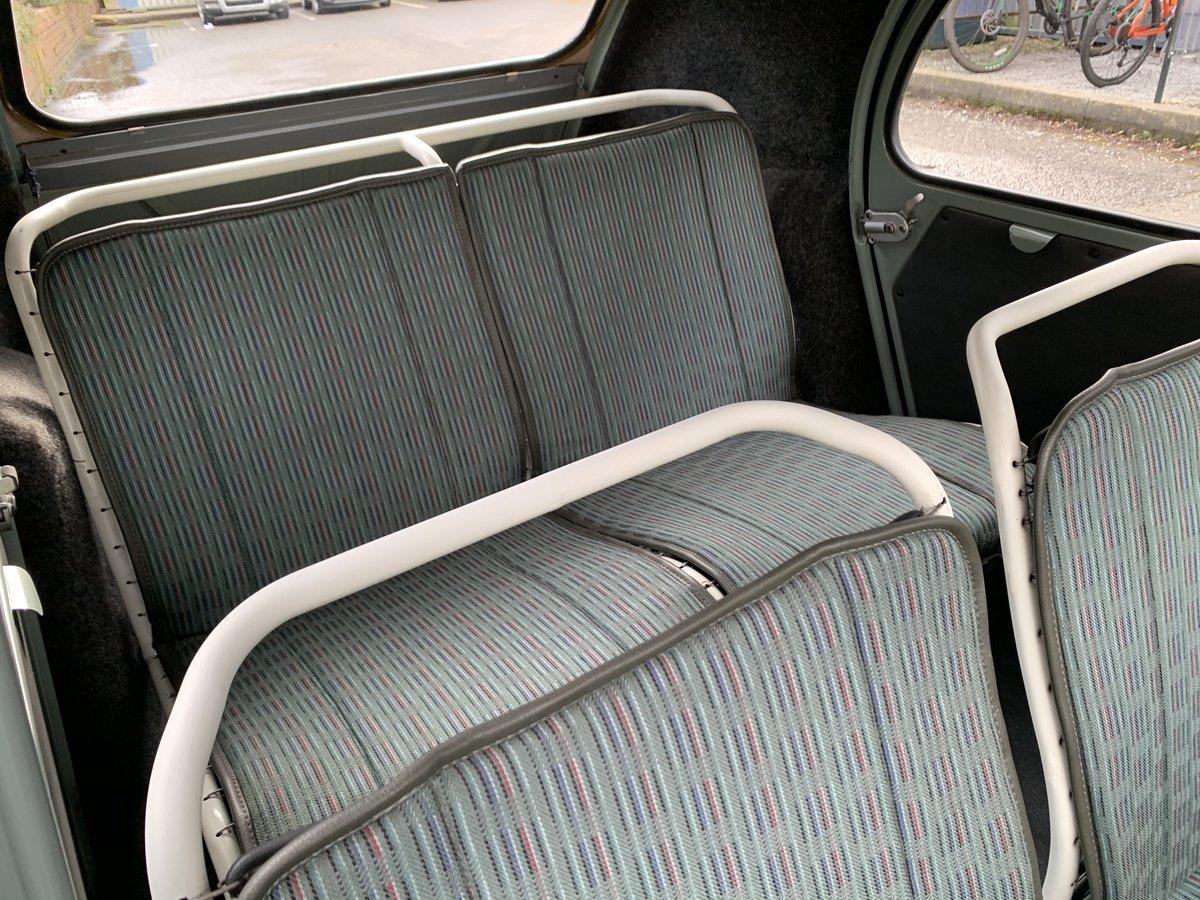 1958 CITROEN 2CV /2CV6 For Sale (picture 8 of 21)
