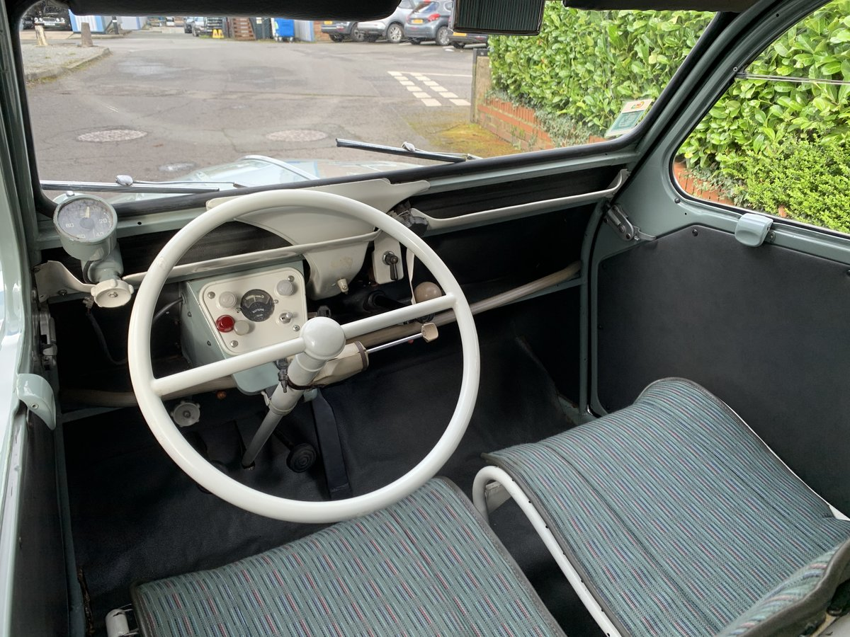 1958 CITROEN 2CV /2CV6 For Sale (picture 9 of 21)