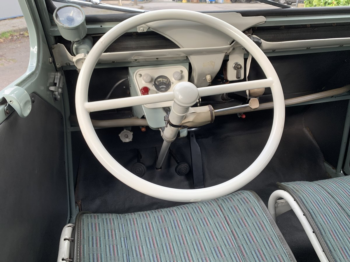 1958 CITROEN 2CV /2CV6 For Sale (picture 10 of 21)