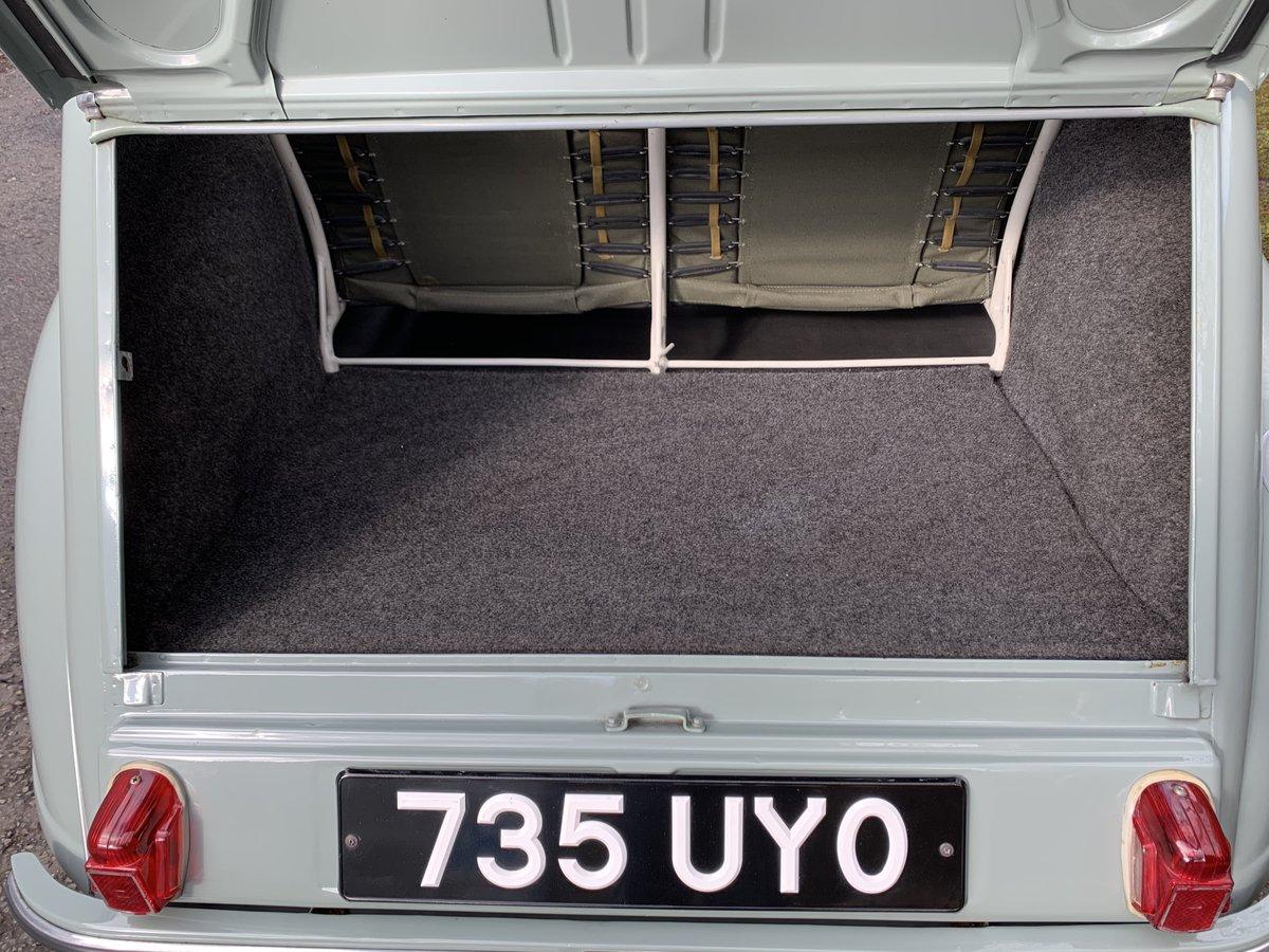 1958 CITROEN 2CV /2CV6 For Sale (picture 12 of 21)