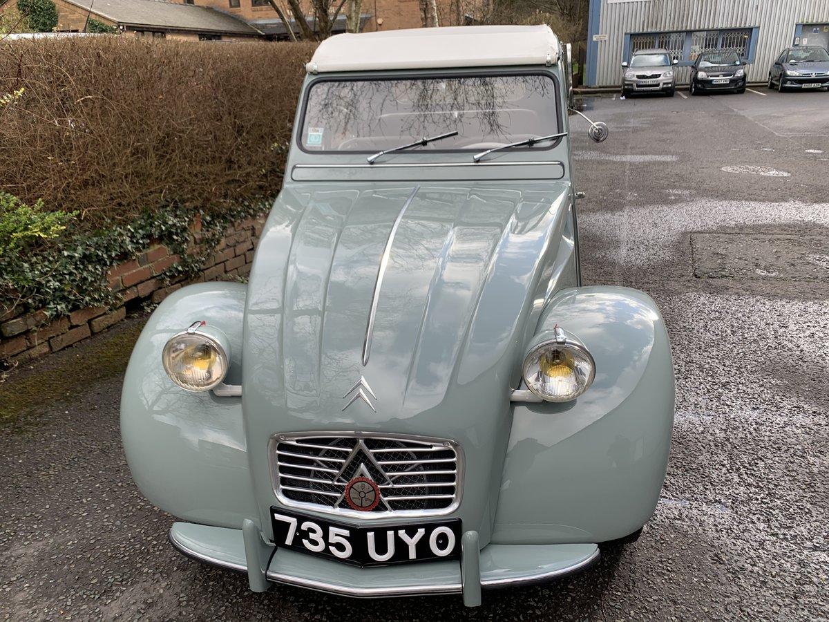 1958 CITROEN 2CV /2CV6 For Sale (picture 21 of 21)
